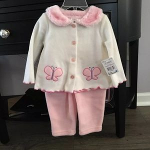 Other - 6-9 Month Girl Outfit